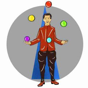 IntegralWorld- illustrations - circle icon - profile - approach